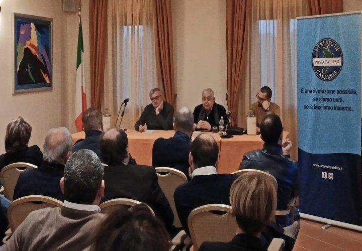 """""""Io resto in Calabria"""" approda in Consiglio regionale"""