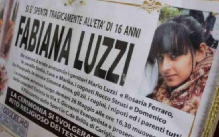 Femminicidio: a Corigliano Rossano la testimonianza dei genitori di Fabiana Luzzi