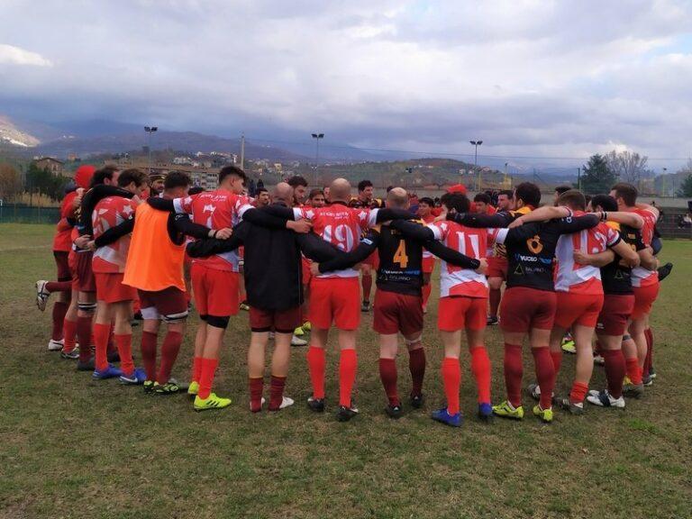 Il Rugby Rende riconquista il primo posto del campionato di serie C