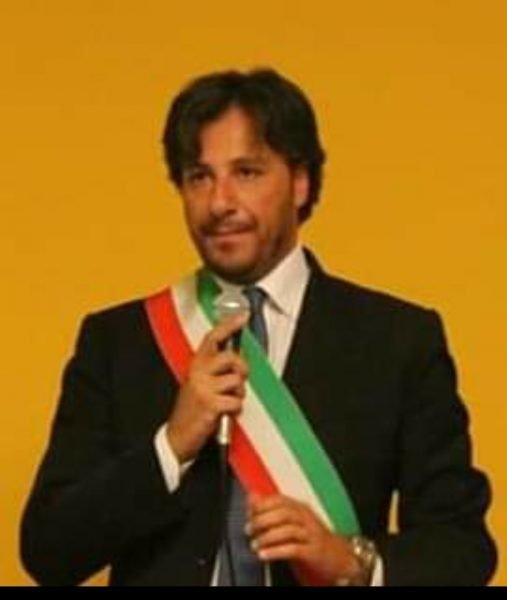 Il sindaco Di Gioia