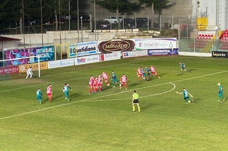 Serie C, Rende-Vibonese 1-1
