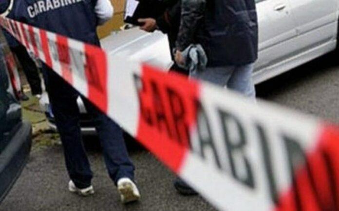 carabinieri rilevamenti decesso ragazzo morto reggio calabria