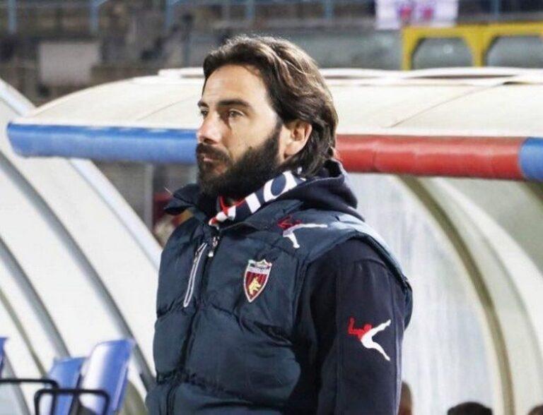 Calcio, l'ex tecnico del Cosenza Stefano de Angelis è il nuovo allenatore del San Luca
