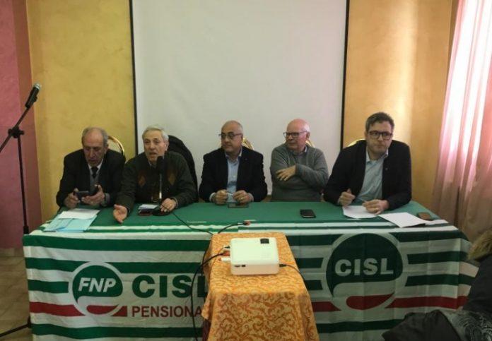 Fnp Cisl a Spezzano Terme