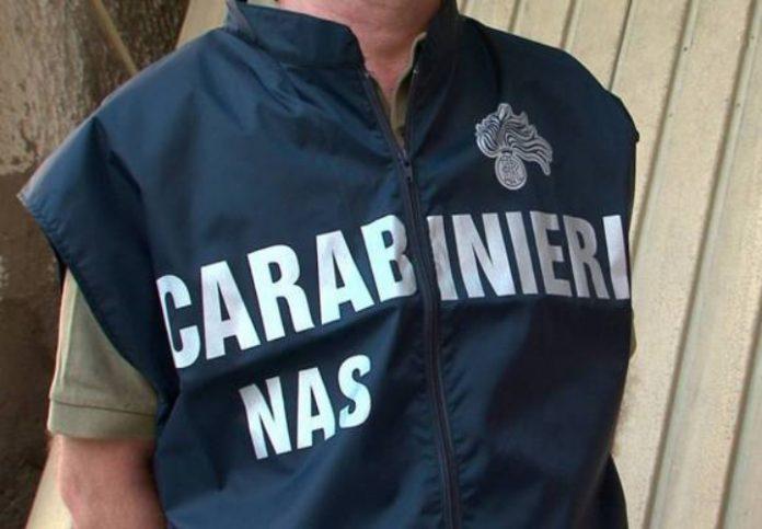 NAS Carabinieri _ controllo salumi