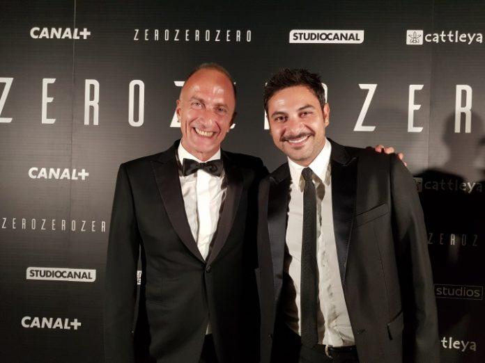 Stefano Sollima e Walter Cordopatri