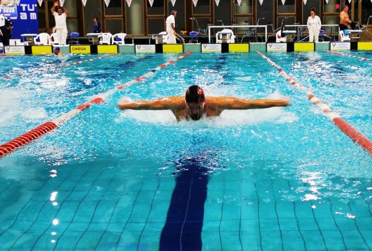 Campionati Regionali nuoto, scorpacciata di medaglie per gli Anzianotti