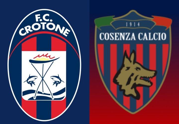 Calcio serie B: si spera nel Cosenza dopo il deludente Crotone