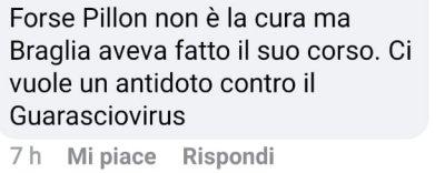 disfatta cosenza guarasciovirus