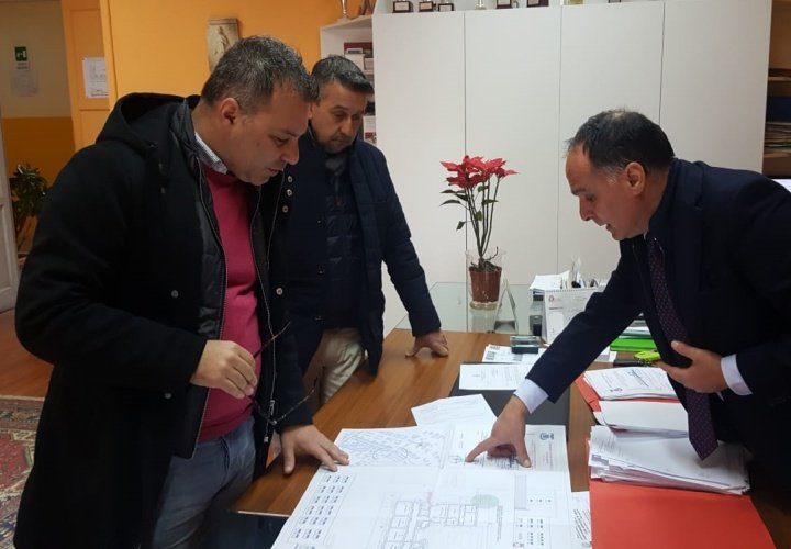 """Vibo Valentia, il presidente Solano: """"presto un montascale per disabili al Classico"""""""