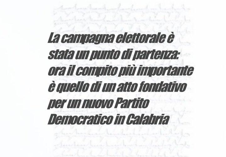 """60 giovani della provincia di Cosenza scrivono a Zingaretti: """"adesso un nuovo PD"""""""