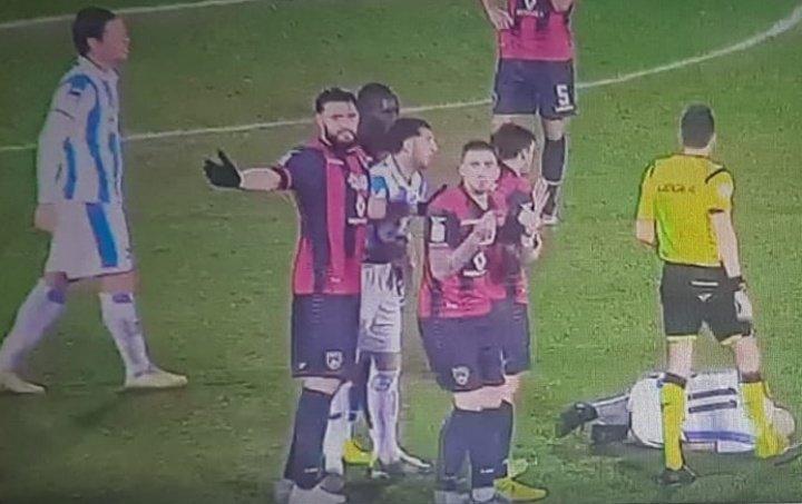 Calcio serie B: ottima prestazione del Cosenza, ma non basta