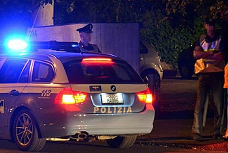 Prostituta picchia agenti di Polizia, arrestata 33enne a Corigliano-Rossano