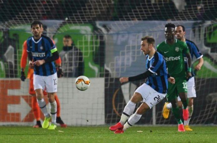 partita-porte-chiuse-Inter-Ludogorets