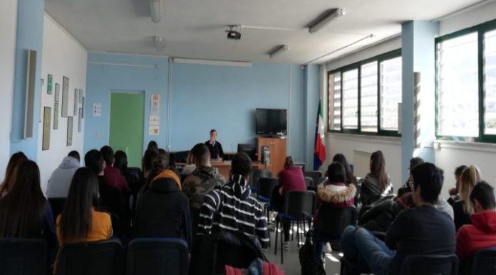 progetto cittadinanza attiva liceo rende