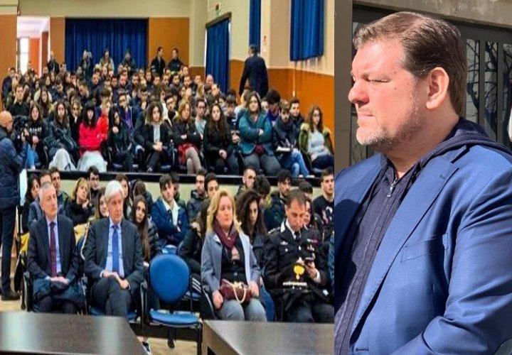 """Il regista Crespi a Vibo Valentia: con """"Terra Mia"""" per ripartire dai giovani"""