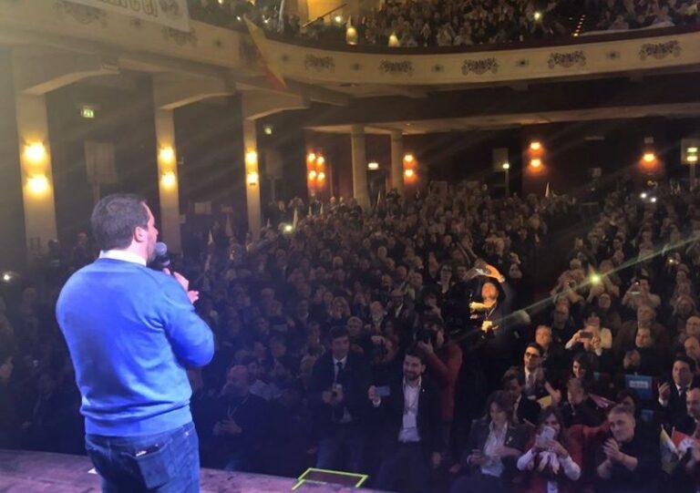 Salvini: Ponte sullo stretto ed alta velocità in Calabria