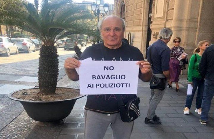 Poliziotti catanzaresi esasperati, Allotta (Pnfd) prosegue sciopero della fame