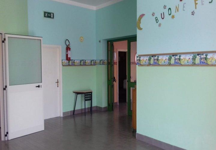 """Nuovo """"volto"""" per la scuola Materna di Frascineto"""
