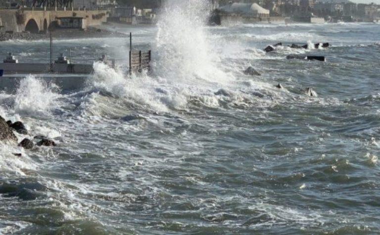 La tempesta Ciara arriva anche in Calabria