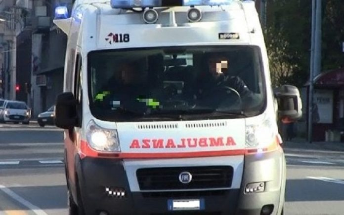 ambulanza senza medico