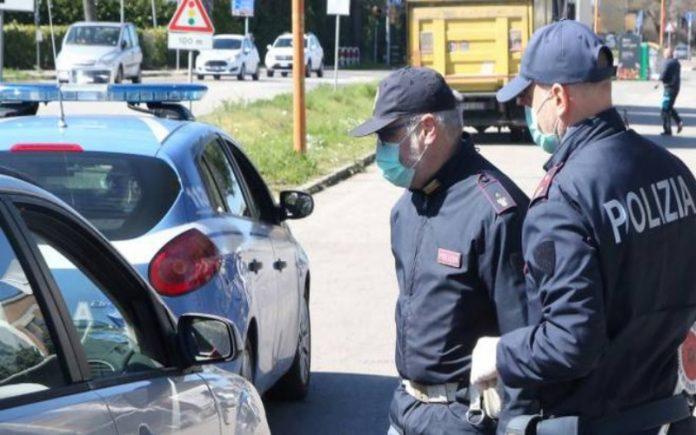 controlli polizia covid-19