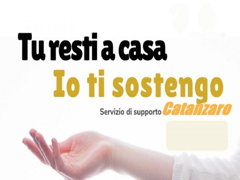 Covid-19 Catanzaro, attivo sportello per supporto psicologico