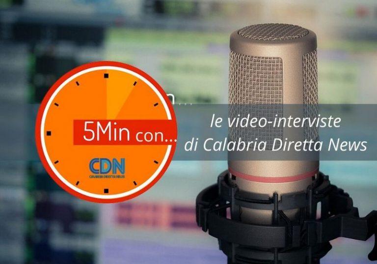 """""""5minuti con…""""Francesco Napoli, presidente Confapi Calabria su imprese e territorio"""
