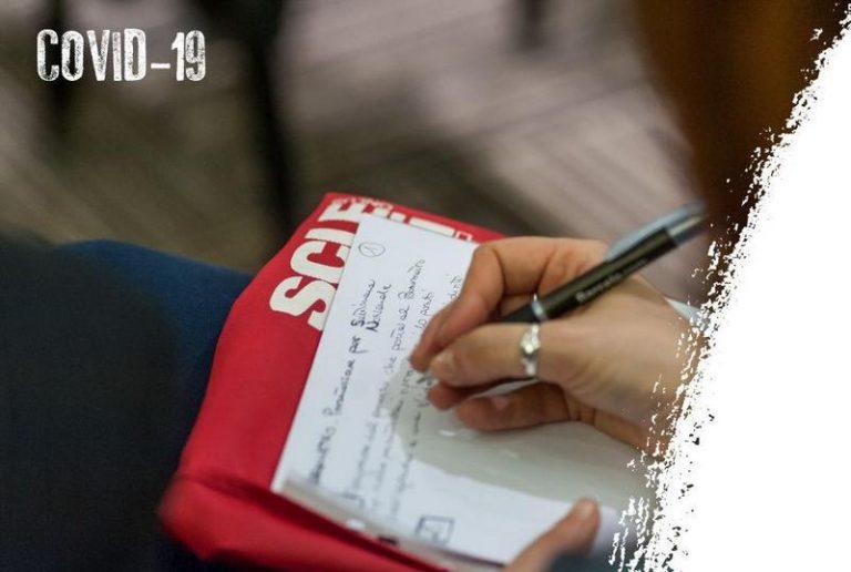 Covid-19, AISM Cosenza lancia indagine su provincia per calibrare interventi post emergenza