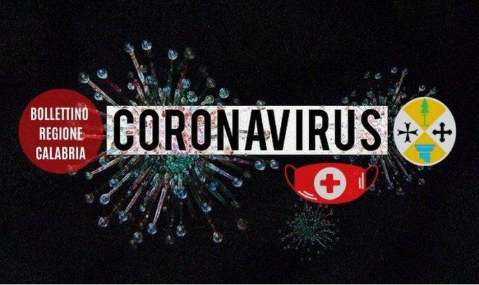 coronavirus bollettino regione calabria