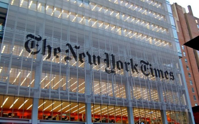 il new york times cita la santelli in un articolo