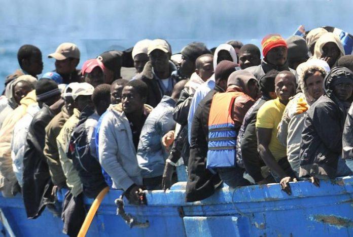 trasferimento migranti dalla sicilia in calabria