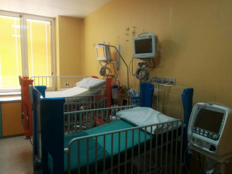 A.O. Cosenza, la terapia intensiva pediatrica si riorganizza