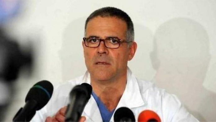 """Zangrillo ha detto """"il virus clinicamente non esiste più""""."""