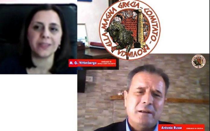 altri sindaci aderiscono al comitato magna graecia