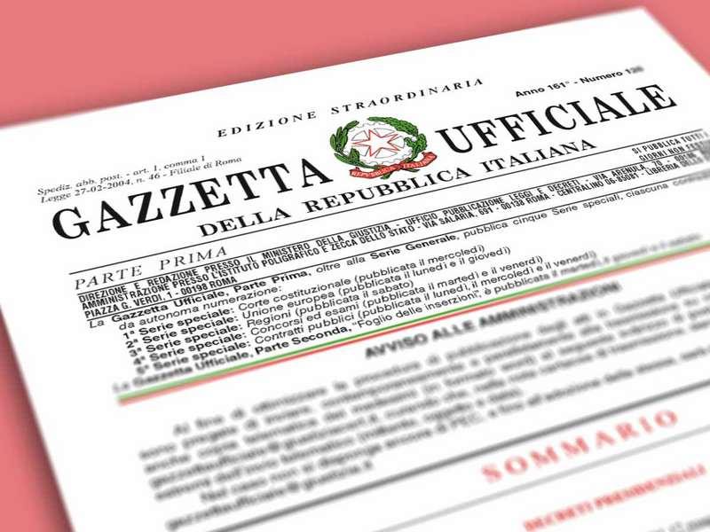 Decreto Rilancio in Gazzetta: il testo online