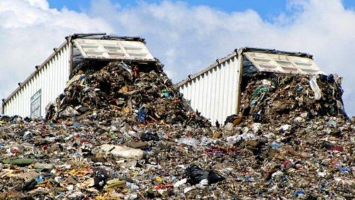 discariche rifiuti calabria