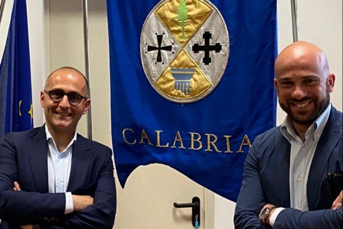 Caputo e De Caprio incontrano Cotticelli