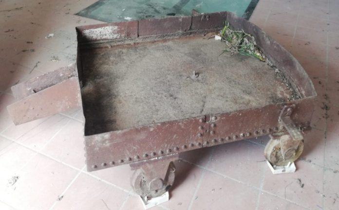 carrello carrello vecchia salina lungro