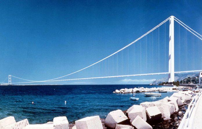 santelli favorevole al realizzazione del ponte sullo stretto