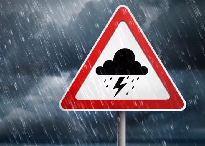 calabria allerta meteo pioggia temporali