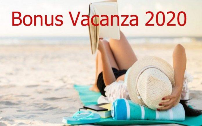 domanda bonus vacanza 2020