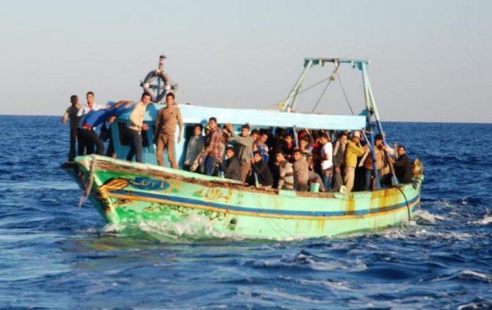 emergenza sbarchi immigrati calabria