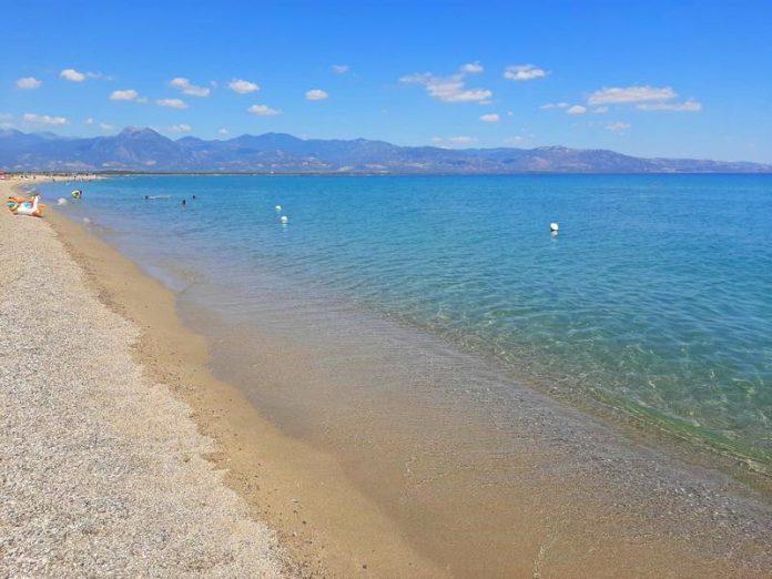 calabria spiaggia mare sibari