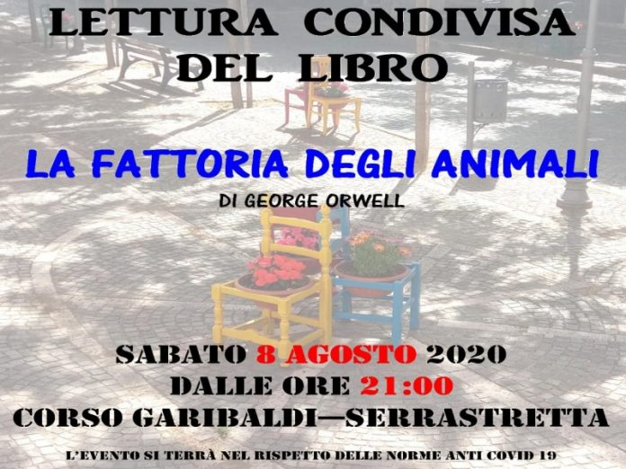 letteratura Evento Serrastretta.