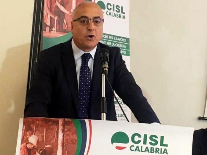 Segretario generale Cisl Calabria Tonino Russo