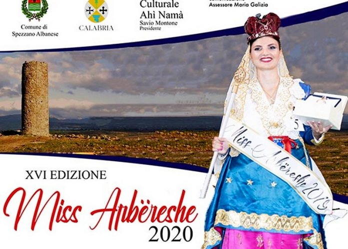miss arbereshe2020