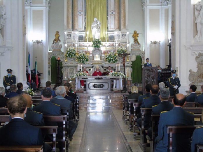 """Celebrata la solennità del Patrono della Guardia di Finanza """"San Matteo"""""""