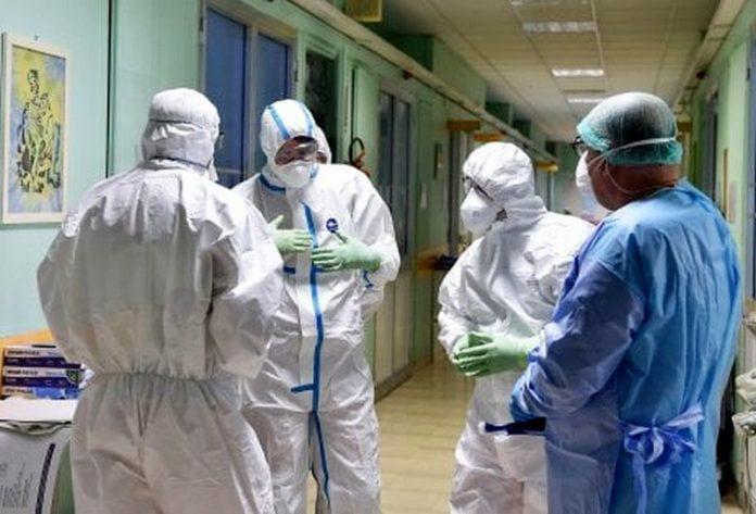 infermiera e ostetrica positive covid catanzaro