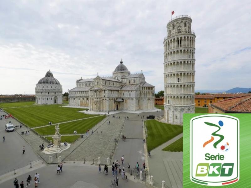 Sorteggio a Pisa Calendario Campionato di Serie B 2020 2021
